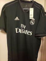 Mens Sz XL Adidas CG0584 Real Madrid 18/19 Away Soccer Jersey LaLiga