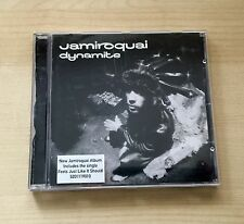 CD - Jamiroquai - Dynamite - In Excellent Condition