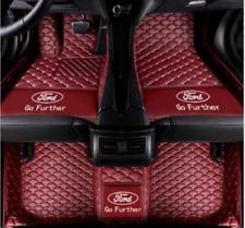 FIT 2011-2020 Ford F-150 all models luxury custom waterproof floor mats