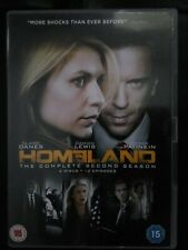 Homeland Complete Season 2 Box Set 4 Disc DVD