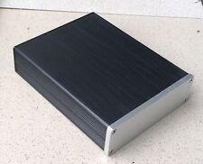 B1304 Full Aluminum Enclosure / mini AMP case/ Preamp box/ PSU chassis