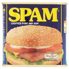 Spam Chopped Pork & Ham 340g - (PACK OF 4)