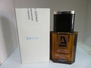 Azzaro Pour Homme by Loris Azzaro After Shave Lotion 3.4 oz/100 ml TT