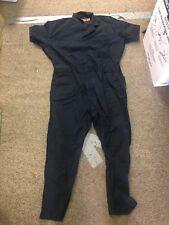 Red Kap CP40 Speedsuit - Short Sleeve - Navy