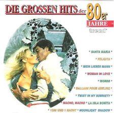 Die grossen Hits der 80er Jahre (12 tracks, DDR-Interpreten) Gerd Christi.. [CD]
