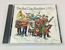 Live * by The Red Clay Ramblers (CD, Oct-2001, Www.rcr.com Records) Signed