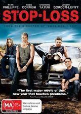 Stop-Loss (Dvd) Drama, War Ryan Phillippe, Channing Tatum, Joseph Gordon-Levitt
