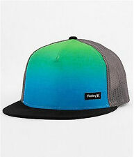 NEW HURLEY MENS GUYS TRUCKER SNAPBACK BALL HAT BASEBALL CAP BALLHAT ONE SIZE