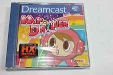 Mr Driller Sega Dreamcast UK PAL NEW FACTORY SEALED