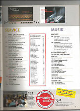 Stereoplay Burmester Canton Elac Grundig Pioneer Sony Marantz mbl LG Technics
