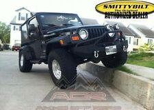 "Smittybilt Black 6"" Wide Fender Flares Fits 1997-2006 Jeep Wrangler TJ 17190 AOR"
