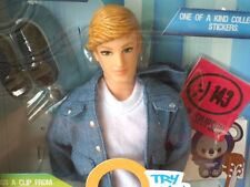 "CODY SIMPSON SINGING~OH MY MIND~COLLECTIBLE 12"" DOLL FASHION GUITAR CLOTHES SHOE"