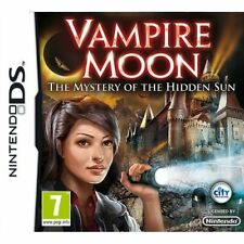 Nintendo DS : Vampire Moon: The Mystery of the Hidden VideoGames Amazing Value