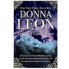 Drawing Conclusions by Donna Leon (2012, Paperback)