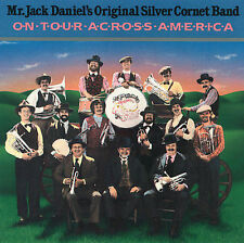 New: Jack Daniel's Silver Cornet Band: On Tour Across America Live Audio Cassett