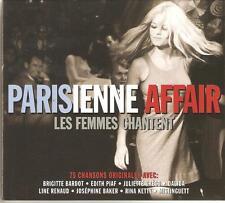 PARISIENNE AFFAIR LES FEMMES CHANTENT - 3 CD BOX SET