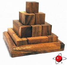 Mayan Pyramid - Wood Puzzle Brain Teaser Mind Bender Rompecabeza Noggin Buster
