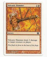 MTG  4X ** VOLCANIC HAMMER ** X4 Magic 8th