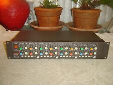 Tascam PE-40, 4 Channel, 4 Band Parametric Equalizer, Eq, Vintage Rack