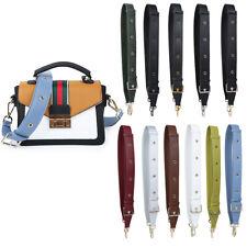 Designer Leather DIY Handbag Strap Replacement Ladys Shoulder Messenger Bag Belt