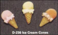 Dona 236 - Ice Cream Magnets Ceramic Mold Slip Casting Ceramics