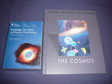 Teaching Co Great Courses   DVDs          COSMOLOGY        sealed  + BONUS
