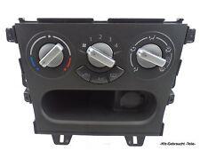 Suzuki Splash Agila B 1.0 Klimabedienteil Klima Heizung Bedienteil
