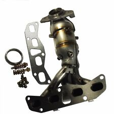 New Exhaust Manifold With Catalytic Converter For Nissan Altima 2.5L 2002-2006