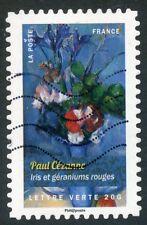TIMBRE FRANCE AUTOADHESIF OBLITERE N° 1120 / FLORE /// BOUQUET DE FLEURS
