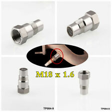 1Pcs Straight 02 Oxygen Sensor Extender Adapter Extension Spacer M18x1.6 CEL Fix