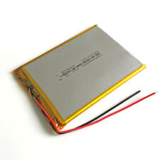 3.7V 3000mAh Li Po Rechargeable Battery 357095 For Cell Phone MID PAD Tablet PC