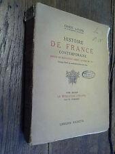 Histoire de France contemporaine Tome second La révolution / G. Pariset