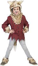 Wolf Werwolf Weylyn Kinder Karneval Fasching Kostüm 116-164
