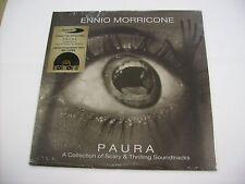 ENNIO MORRICONE - PAURA - LP TRANSPARENT VINYL LTD. ED. 499 COPIES - NEW SEALED