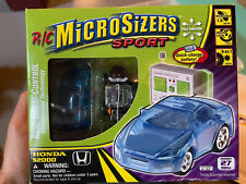 Sealed R/C Microsizers Sport Honda S2000 2003 Remote Control Mini Car 27 Mhz
