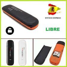 Pincho 4G 3G(Modem) LIBRE internet USB - Antena Envío Rápido SIM  caja original