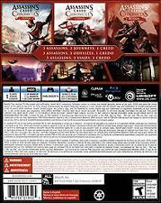 Assassin's Creed Chronicles - PlayStation 4 Standard Edition Ps4 Games Video Gam