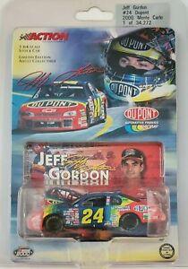 JEFF GORDON 2000 DUPONT #24 1/64 ACTION DIECAST CAR 1/34,272