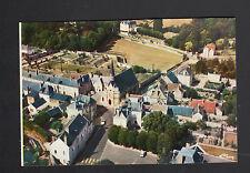 POCE-sur-CISSE (37) VILLAS & EGLISE en vue aérienne