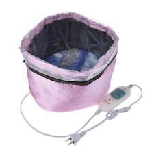 Thermal Hair Mask Heat Cap Heating Gel Steamer Warming Electric Treatment Hat