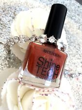 Deborah Milano Nail Polish Nail Shine Tech Shine Mirror 43 Orange Golden