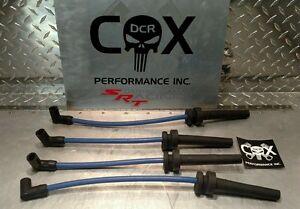SRT4 Dodge Neon  DCR H.O. 10mm Coil Wires Spark Plug Wires Low Ohms! Blue
