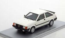 ALFA ROMEO ARNA TI 1984 WHITE KESS KE43000040 1/43 RESINE 162 PIECES BIANCA