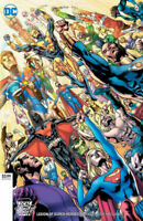 LCSD 2019 LEGION OF SUPER HEROES 1 LOCAL COMIC SHOP DAY VARIANT NM 600 PRINT RUN
