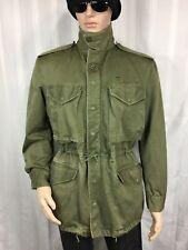 vintage M-1951 Shell Field Jacket w/ BSA100 liner/insulation Korean War men's S