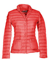 ADD Womens Quilted Shell Down Jacket 2 (IT40) Coral