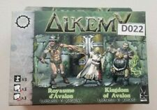Alkemy Kingdom of Avalon Lotharius & Retiarii NIB