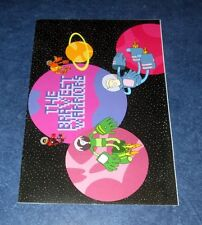 1:20 variant BRAVEST WARRIORS #5 D 1st print COMIC kaBOOM pendleton ward