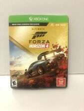 Forza Horizon 4 Ultimate Edition Steelbook Xbox One Brand New Sealed Free Ship