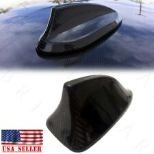 New For Bmw F22 2-Series F87 M2 Carbon Fiber Roof Antenna Cover Cap Cf Shark Fin